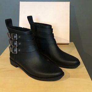 Loeffler Randall rain bash boot shoe